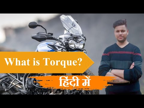 What is Torque ? Explained in Hindi | The Ashish Saxena