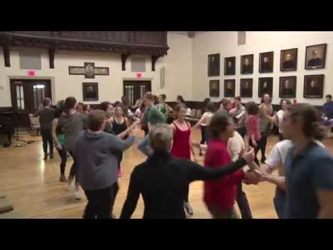 Irish Dance & Céilí: Paddy's Return / Sixpenny Money @ Boston College