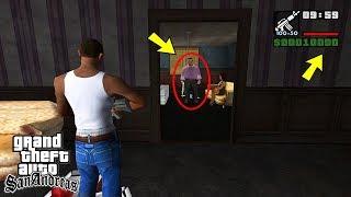 Его должен был убить Сиджей ещё в начале игры GTA San Andreas!