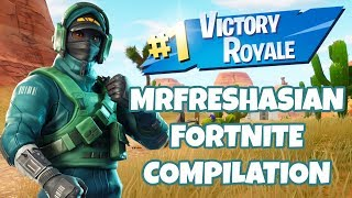 MR FRESH ASIAN FORTNITE COMPIALTION