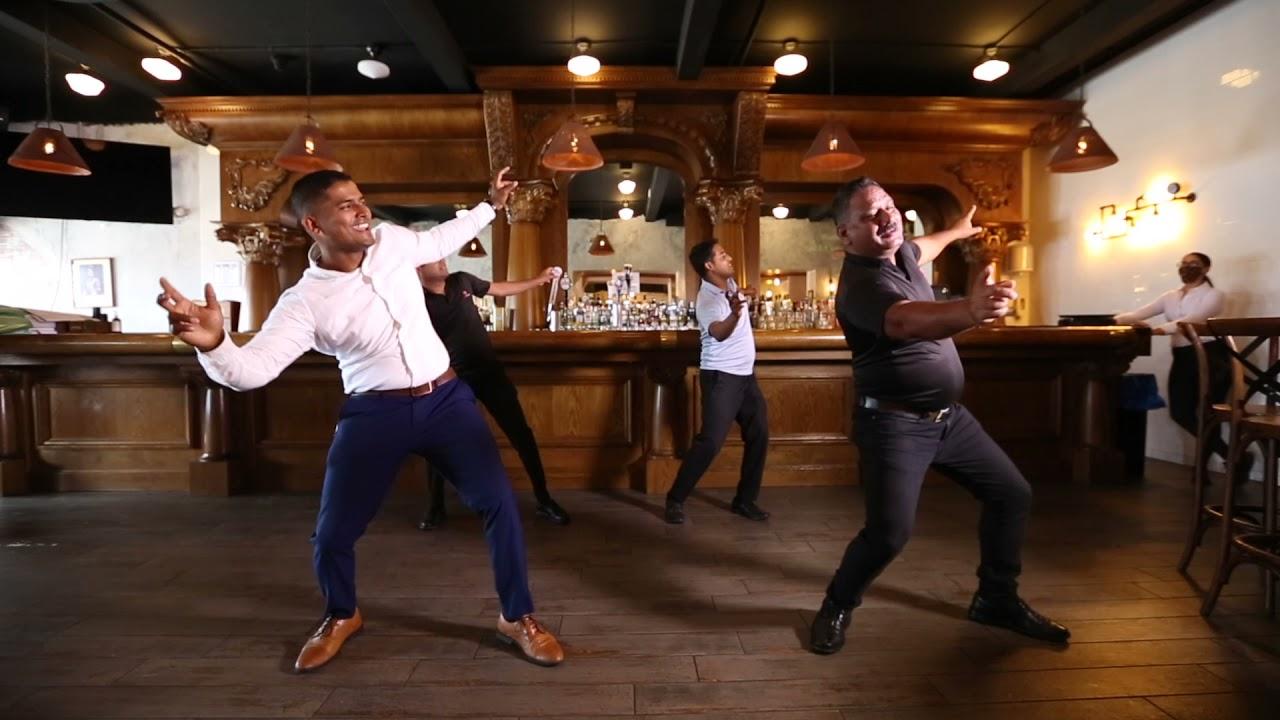 Bermuda Restaurants Jerusalema Dance Challenge