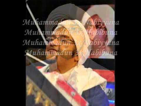 Muhammadun Nabiyuna Majelis Nurul Musthofa Lirik New