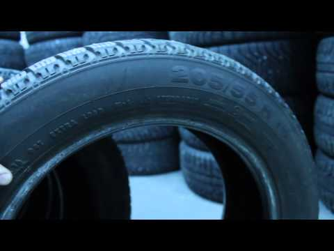 зимние шипованные Continental ContiWinterViking 2 R16 205 55 94T 4