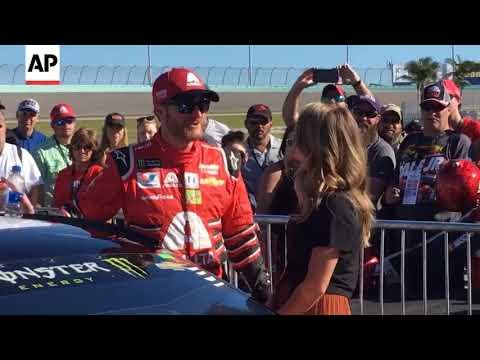 One Final Ride For NASCAR Star Dale Earnhardt Jr.