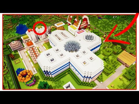 THE ULTIMATE MINECRAFT REDSTONE HOUSE!