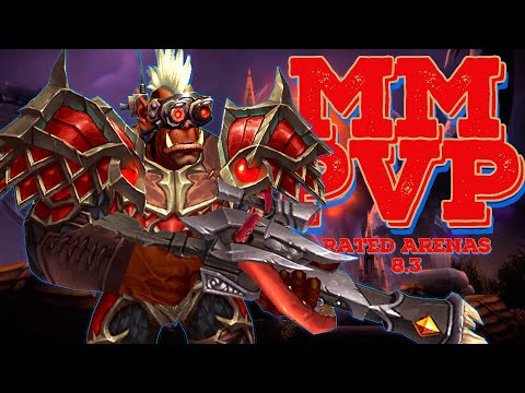 MM Hunter PvP ►Rated Arenas 8.3◄ Visions Of Nzoth