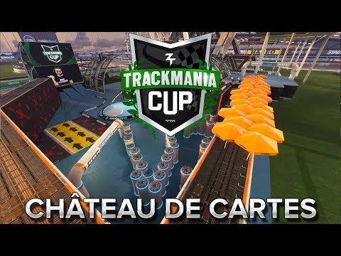 Trackmania Cup 2018 #15 : Château de cartes
