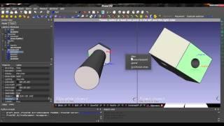 Placing Parts in FreeCAD