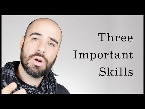 The Three Most Important Skills Of A Web Designer