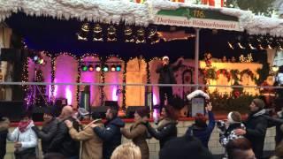 Jaman - Gewoon Geluk   Kerstmarkt Dortmund 2014!