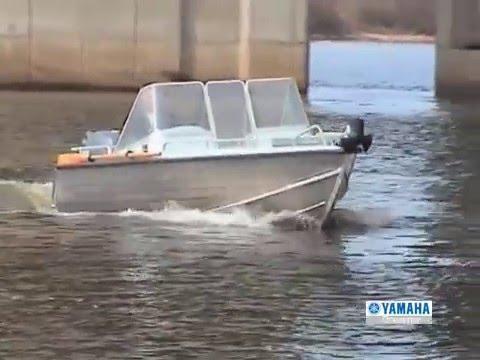 Wellboat 51C & YAMAHA F100