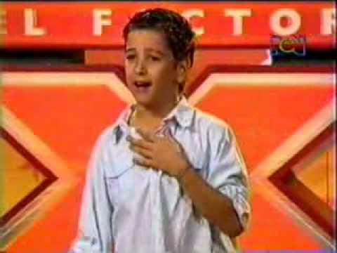 Audición - Camilo Echeverry - Factor xs