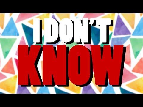 I DONT KNOW! - JARCAST Episode 99.99