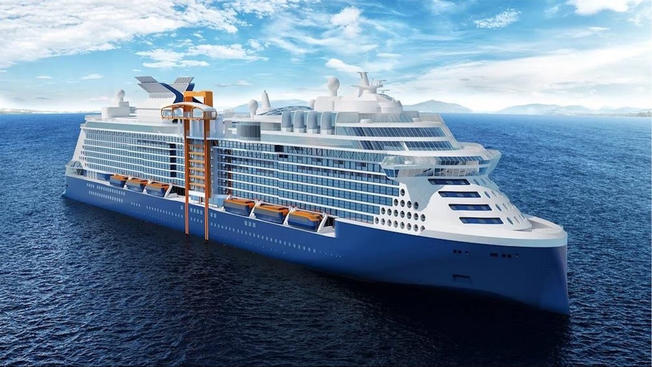 Celebrity Edge Alle Details Der Edge Klasse Von Celebrity Youtube