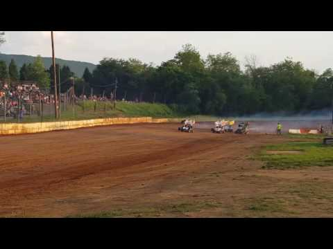 Clinton County Motor Speedway part 2