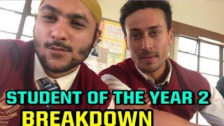 Student Of The Year 2, Harsh Beniwal Character Breakdown, Harsh Beniwal Bollywood Debut,Tiger Shroff