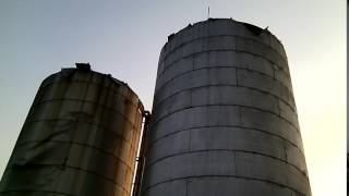 This is Oil tank in bangladesh