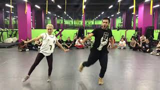 Drake - God's Plan Dance Choreography | Nata Mkhitaryan & Jan Abrahamyan