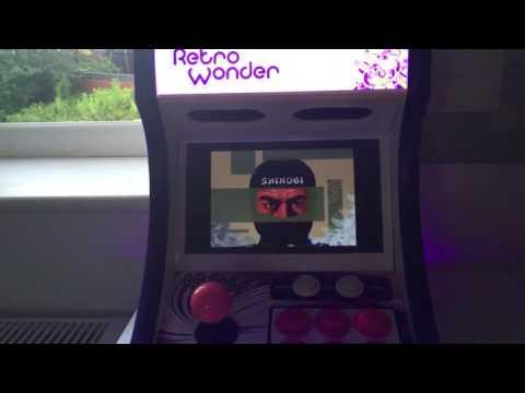 Retro Wonder (RetroPie Gameplay)