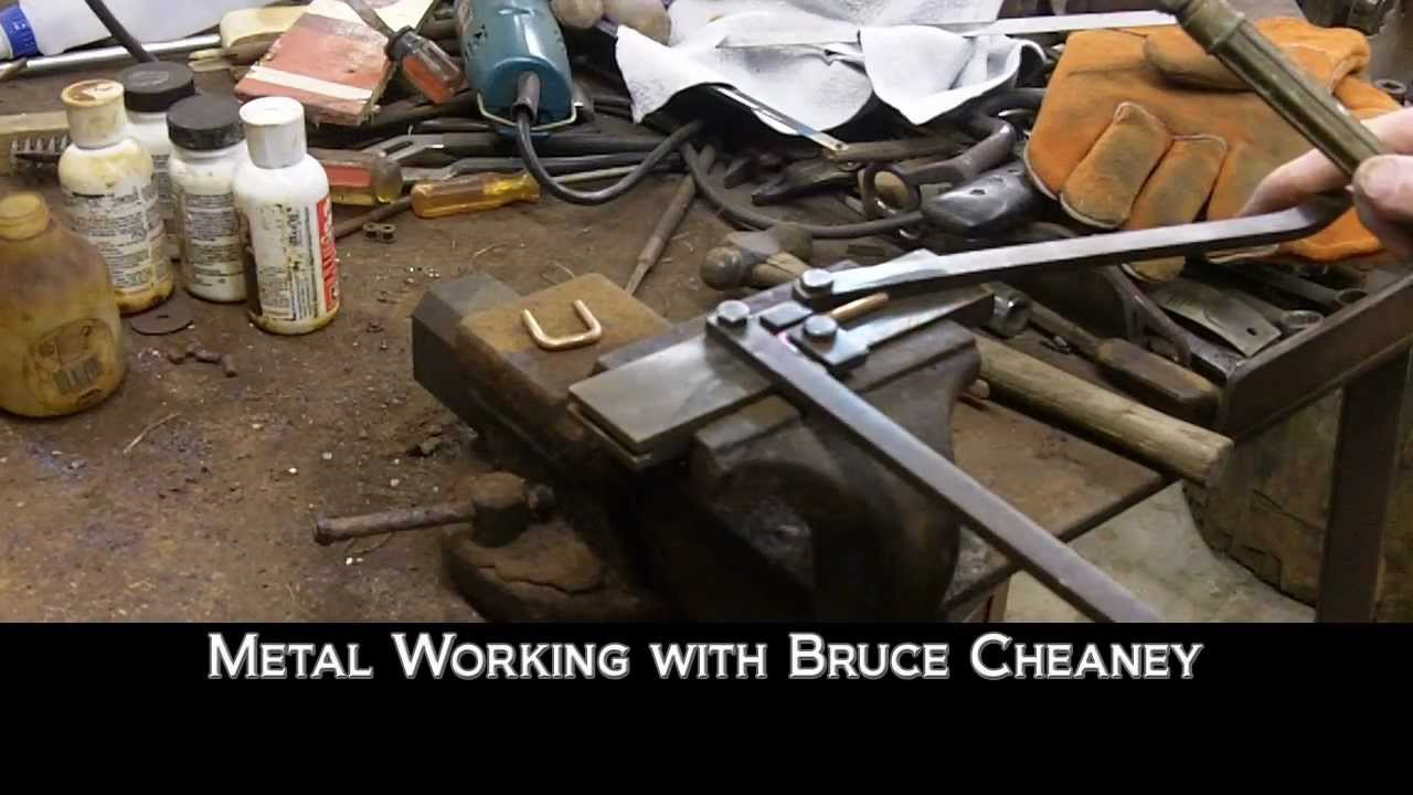 Metal Working Handmade Tools For Dapping And Doming And