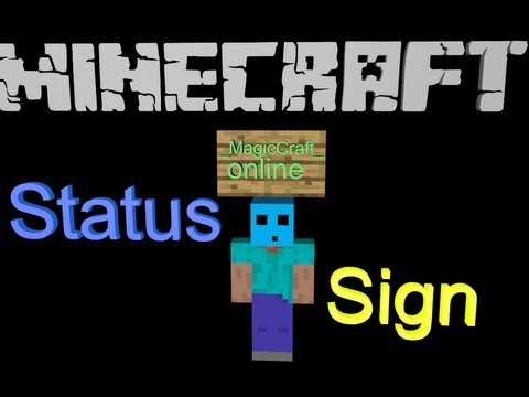 Plugins status sign permission onoff time fr minecraft plugins status sign permission onoff time fr minecraft 162 sciox Images