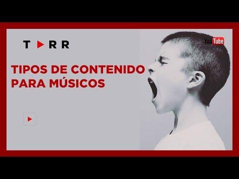 Tipo de Contenido Para Músicos en YouTube (Tutorial) 🔺 Torr