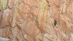 Doubt (5.14a) - The hardest climb on Mount Lemmon, AZ