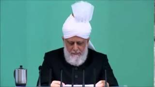 Le Calife de l'islam parle : Rêves des convertis à L'islam - Londres, 12 septembre 2014
