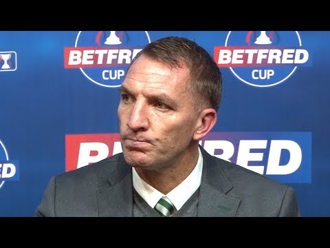 Celtic 1-0 Aberdeen - Brendan Rodgers Full Post Match Press Conference - Betfred Cup Final