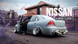 🀄 Самый низкий В МИРЕ Nissan Almera