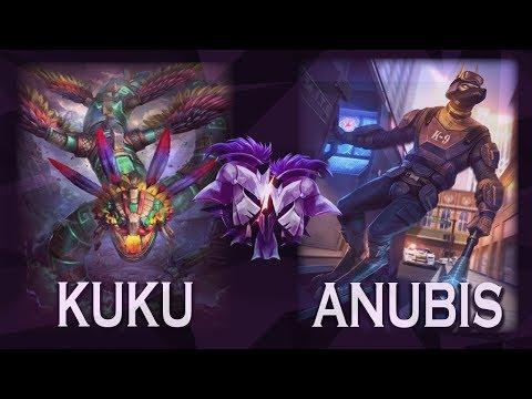 Smite: Summer Split Duel! | Kukulkan vs Anubis | Zephyr Blast