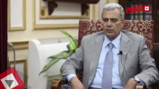 اتفرج | جابر نصار يرفض التمييز العنصري بقرار إلغاء خانة الديانة