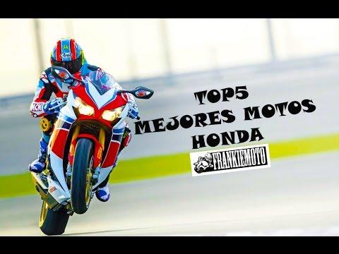 Mejores Motos Honda | TOP 5