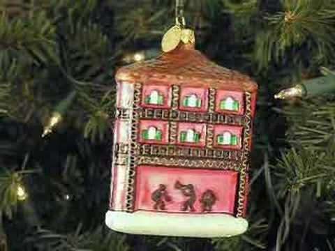 New Orleans French Quarter Christmas Ornament - YouTube
