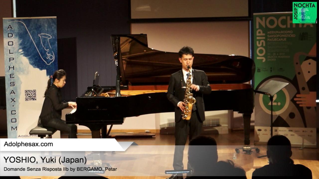 Domande senza risposta IIb by Petar Bergamo – YOSHIO, Yuki (Japan)
