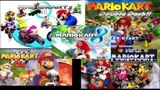 Let's Rank the Mario Karts