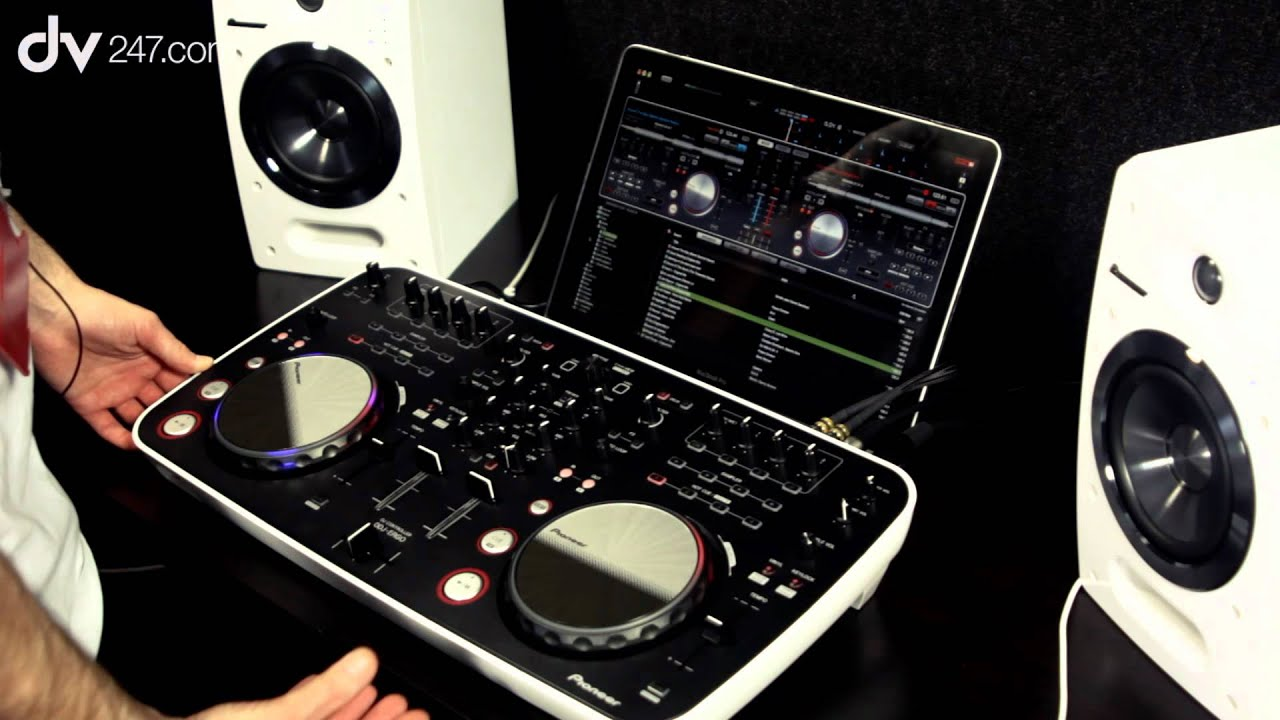 Pioneer DDJ-WeGO Digital DJ Controller Unboxing & First .