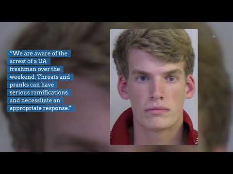 Steve - Crozet Man/Alabama Student Accused Of Threats At Game on Saturday