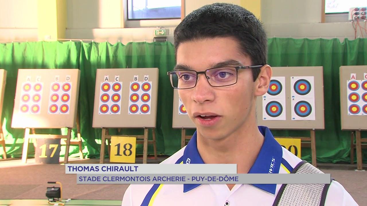 Tir à l'arc : le tournoi de Guyancourt ciblé par les professionnels