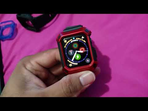 new product 6e67c 0e031 Apple Watch: Series 4 (44mm) Supcase Unicorn Beetle Pro Watch Cade Review