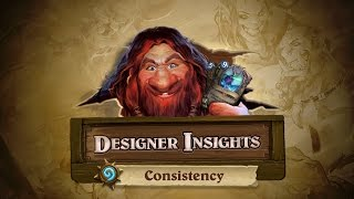 Designer Insights with Ben Brode: Consistency thumbnail
