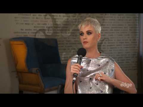 Katy Perry cant stop talking about how much she loves Lorde