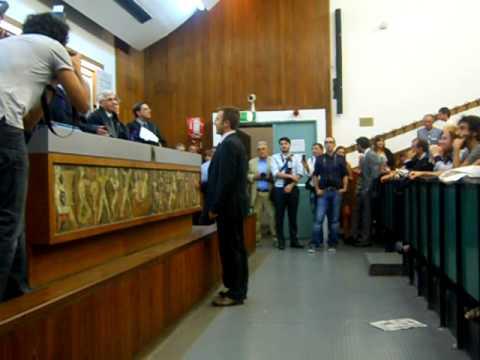Proclamazione Dott. Federico Finetti