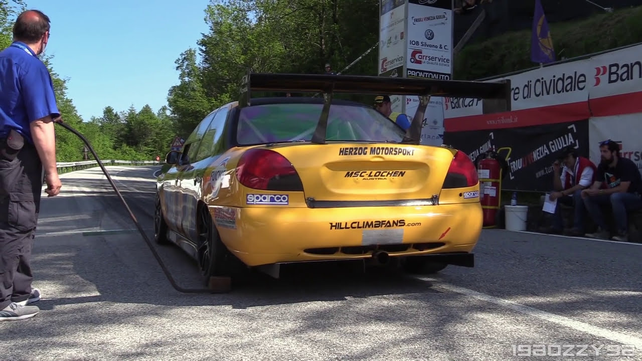 Best Hillclimb Starts At Verzegnis 2017!! - Hillclimb Monsters, Formula  Cars, Prototypes & More!!  19bozzy92 11:42 HD
