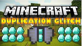 tu 46 working Duplication glitch electra , diamonds , xp bottles , wood ect: minecraft