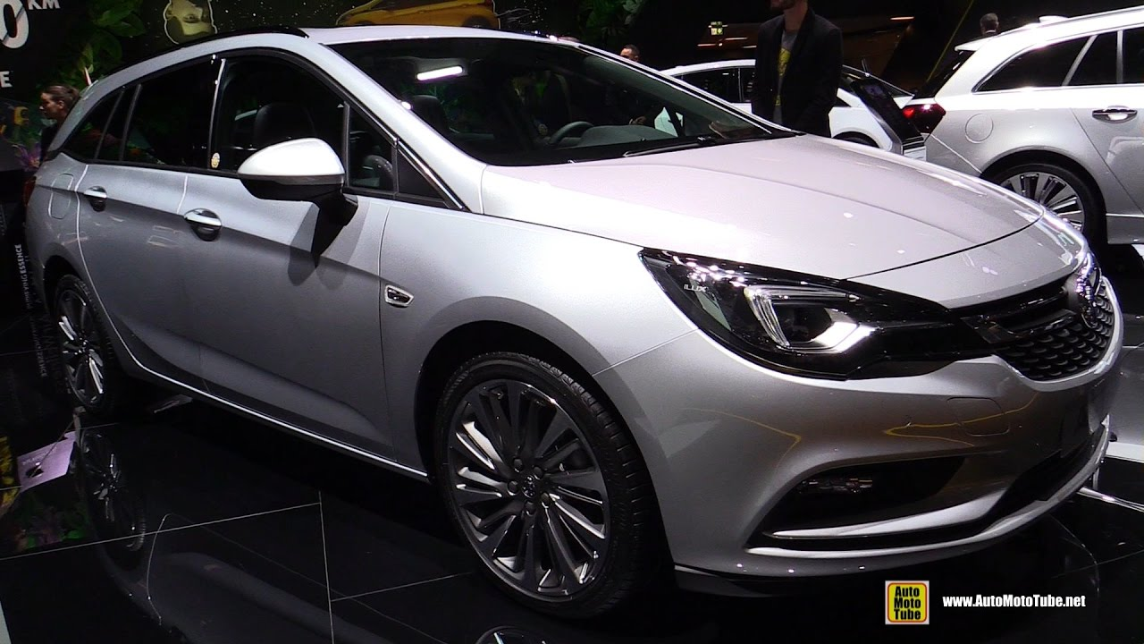 2017 opel astra sports tourer 1 6 diesel exterior and for Interior opel astra 2017