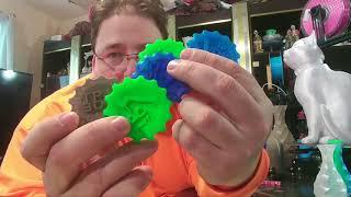 T3DP 214 Ender 3 Sample Print Mega Printesode