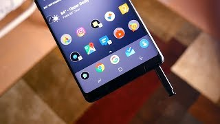 Galaxy Note 8 Review - The Best Expensive Android Phone