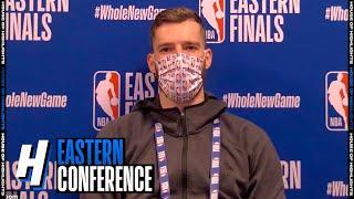 Goran Dragic Postgame Interview - Game 1 | Heat vs Celtics | September 15, 2020 NBA Playoffs