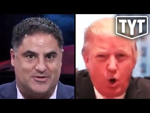 Cenk's MILLION Dollar Bet With Trump